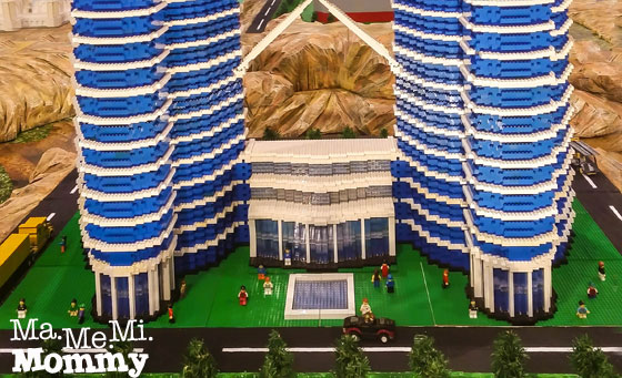 Toy Expo 2014 Lego Buildings