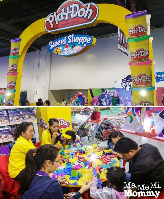 Toy Expo 2014 PlayDoh