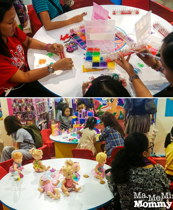 Toy Expo 2014 Activities