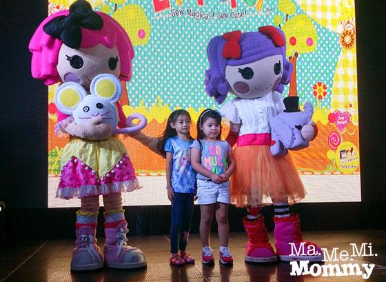 Toy Expo 2014 LalaLoopsy