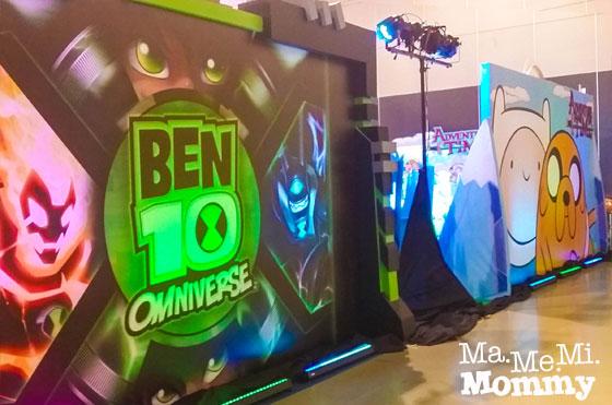 Toy Expo 2014 Ben10