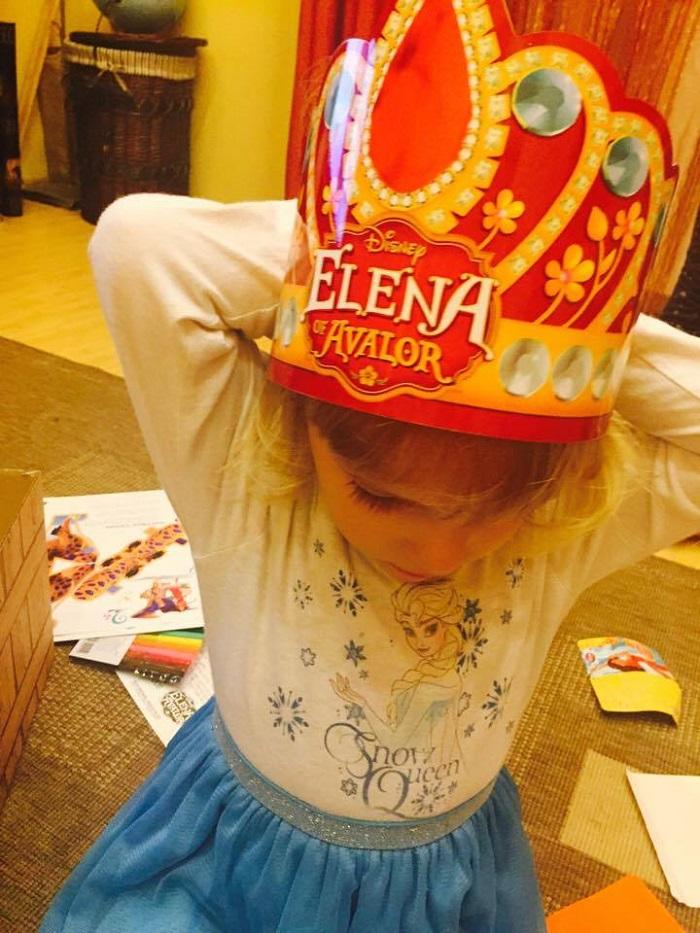 O printesă fără coroană nu e suficient de prințesă