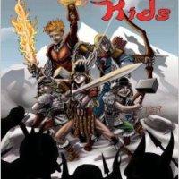 The Aesir Kids - a Fantasy Novel based on Norse Mythology