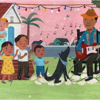 "Celebrating ""Día"" with John Parra, Children's Book Illustrator {Giveaway}"