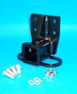 4-PLUS Class II Bolt-On Receiver Hitch 1