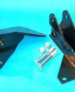 80 Series Front Control Arm Drop Brackets 1