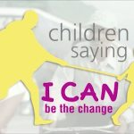 "My Wish For 2016 – Australian Kids to say ""I CAN"" with Design for Change"