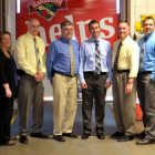 Representatives of Hannaford's New Hampshire Leadership Team.