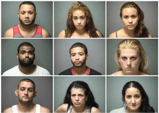 Defendants in $90K 2014 oxy trafficking bust: Where are they now?