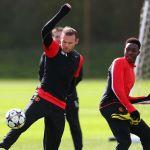 Rooney-practice
