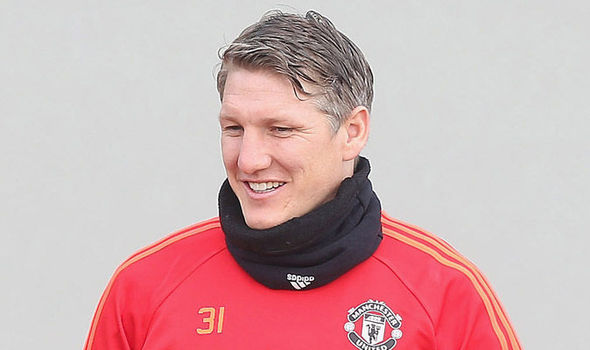 Bastian Schweinsteiger Injury Man United Liverpool 653278