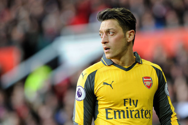 Mesut Ozil Arsenal 565517