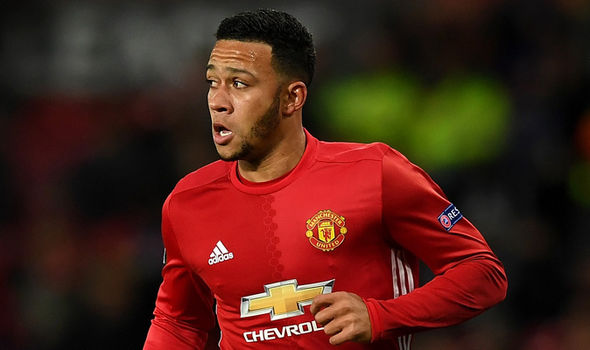 Manchester United Transfer News Adnan Januzaj Memphis Depay Lyon 785862