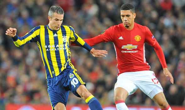 Manchester United transfer news Chris Smalling Arsenal Everton 748949