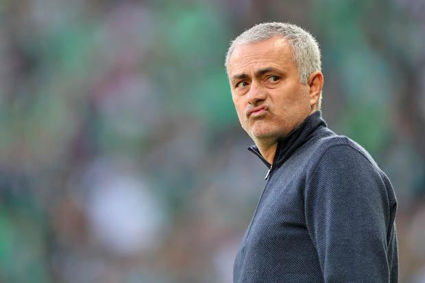 Jose Mourinho 600297