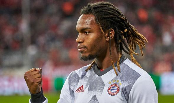 Renato Sanchez Manchester United Transfer Bayern Munich 803481