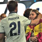 Real Madrid Celebrate 12th UEFA Champions League Victory