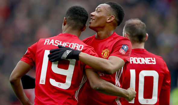 Man Utd are lucky to have Anthony Martial and Marcus Rashford Gary Lineker 839668