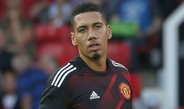 Manchester United Transfer News Chris Smalling Deadline Day 848607