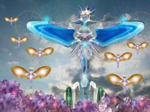 феи кристаллы1