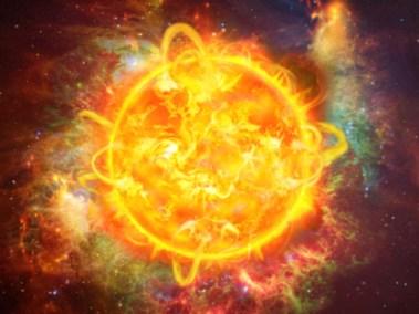 солнце-душа