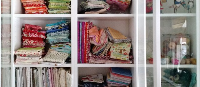 Slow and Steady Scrap Quilt