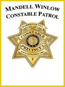 constable badge