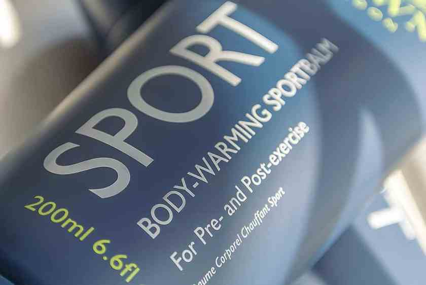 Molton Brown Sport Body Warming Sportbalm Molton Brown Sport