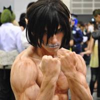 Best Cosplay Shingeki no Kyojin / L'Attaque des Titans