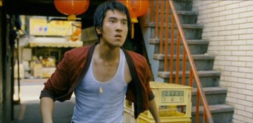 Mark Chao as Wenzi in Monga