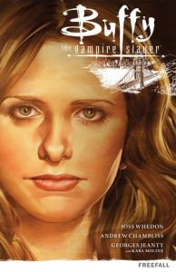 buffy season nine cover