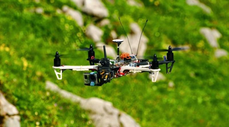 le drone de Peignée-Verticale ?