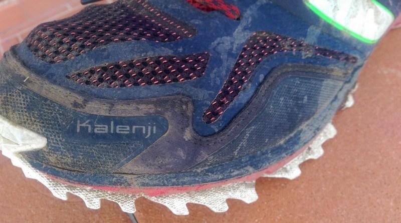 une chaussure qui ne manque pas de mordant