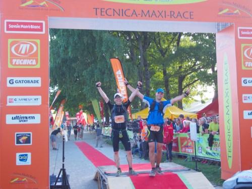 Champions du monde de trail !