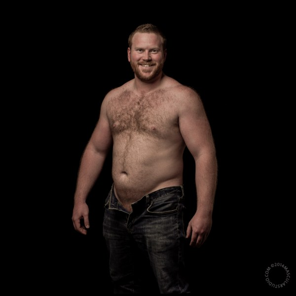 James A for Mascular Studio