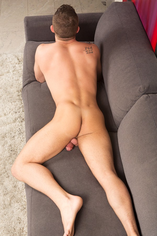 Parker for gay porn site Sean Cody.