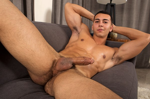 Vic for gay porn site Sean Cody.