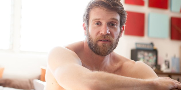 Hot Flash: Colby Keller By Wadley Photography