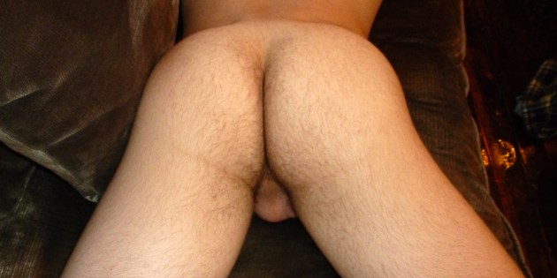 Everything Butt: Tom's Pretty, Hairy Hole On Maverick Men