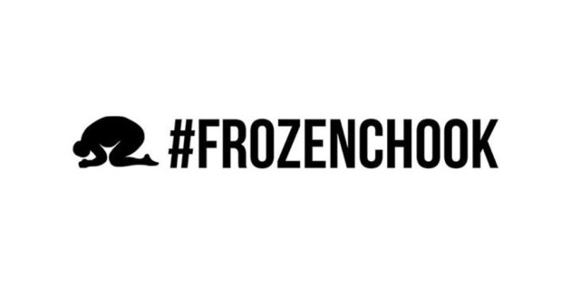 #FrozenChook