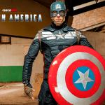 Desnudando al Capitán América