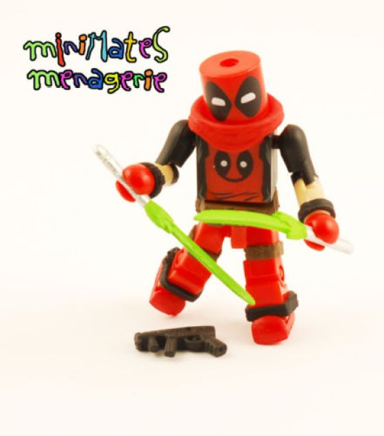 Diamond Select Deadpool Kidpool Minimates