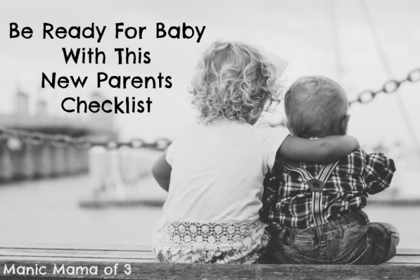 Be Ready for Baby with This New Parents Checklist IMG