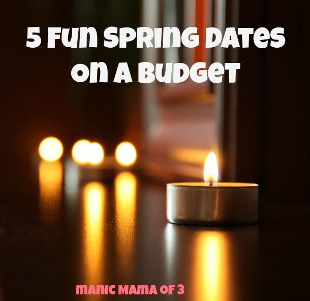 5 Fun Spring Dates