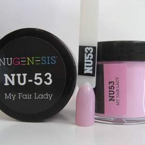 NuGenesis Dipping Powder - My Fair Lady NU-53