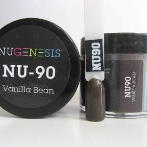 NuGenesis Dipping Powder - Vanilla Bean NU-90