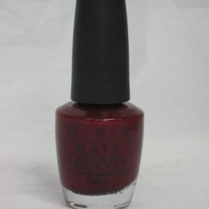 Discontinued OPI F17 - Bastille My Heart