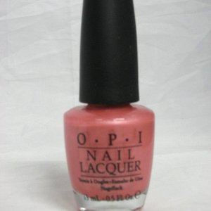 OPI Polish - V08 - Royal Flush Blush