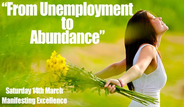 "Law of Attraction - ""From Unemployment to Abundance"""