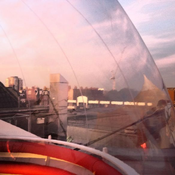Sunset in the Bubble for Grand Marnier